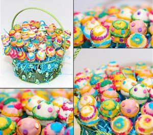 Bakerella's cake pops