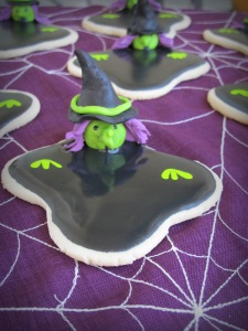 Melting wicked witch