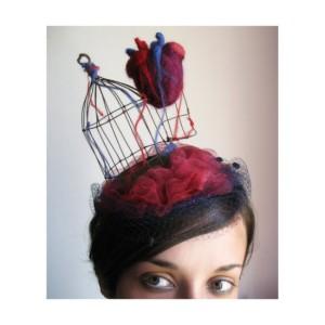 Hat by Eleonora Marchi