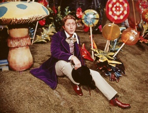 Willy Wonka and the Chocolate Factory movie image
