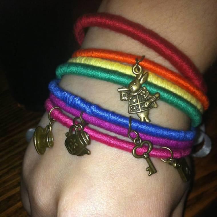 rainbow-bracelet