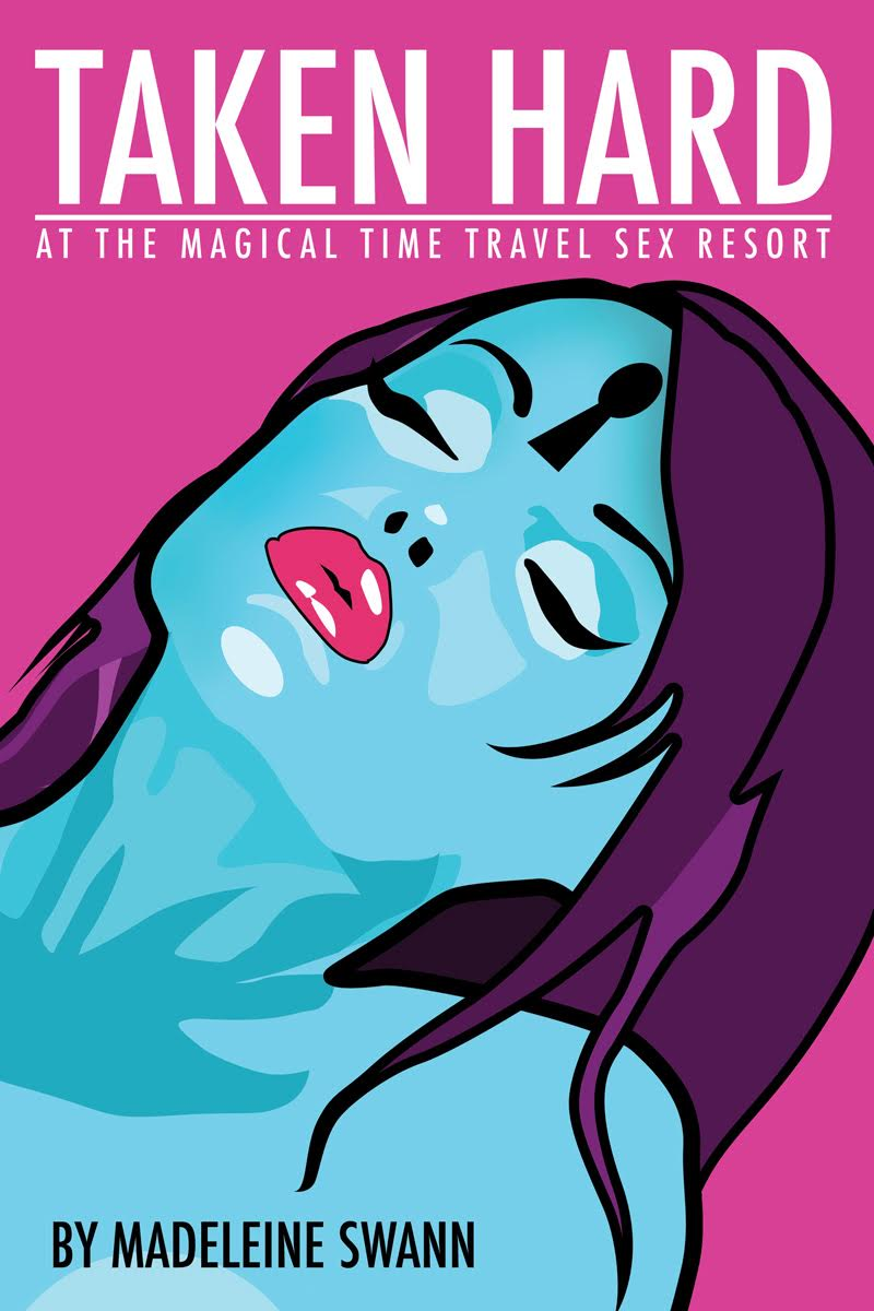 Taken Hard at the magical time travel sex resort
